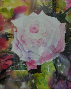 Pink Rose [sold]
